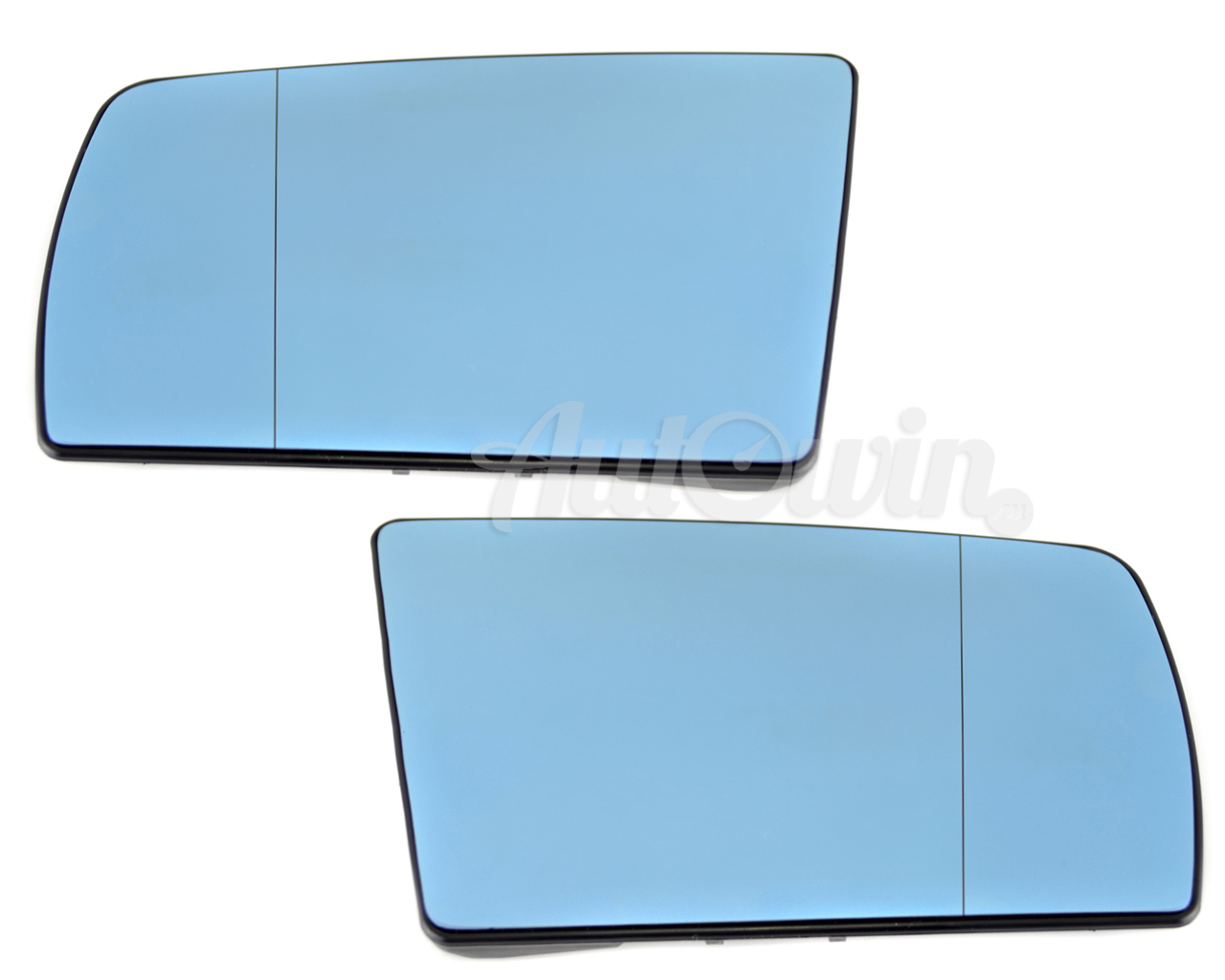 Mirror glass for mercedes benz e class w210 1995 1999 for Mercedes benz side mirror