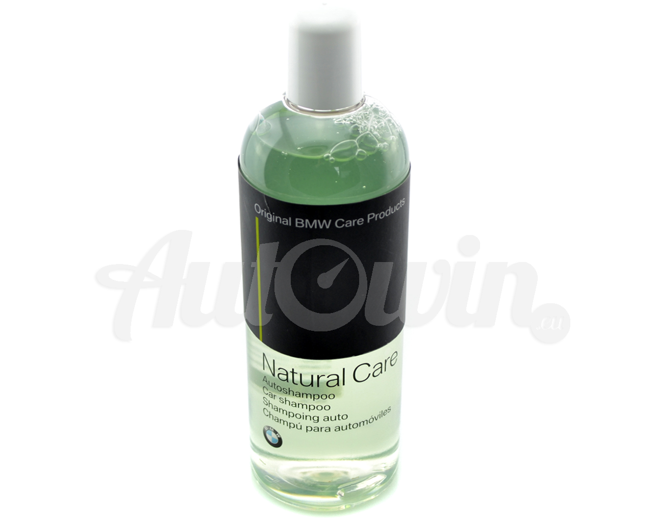 bmw natural care car interior exterior cleaning wash shampoo 500ml accessories. Black Bedroom Furniture Sets. Home Design Ideas