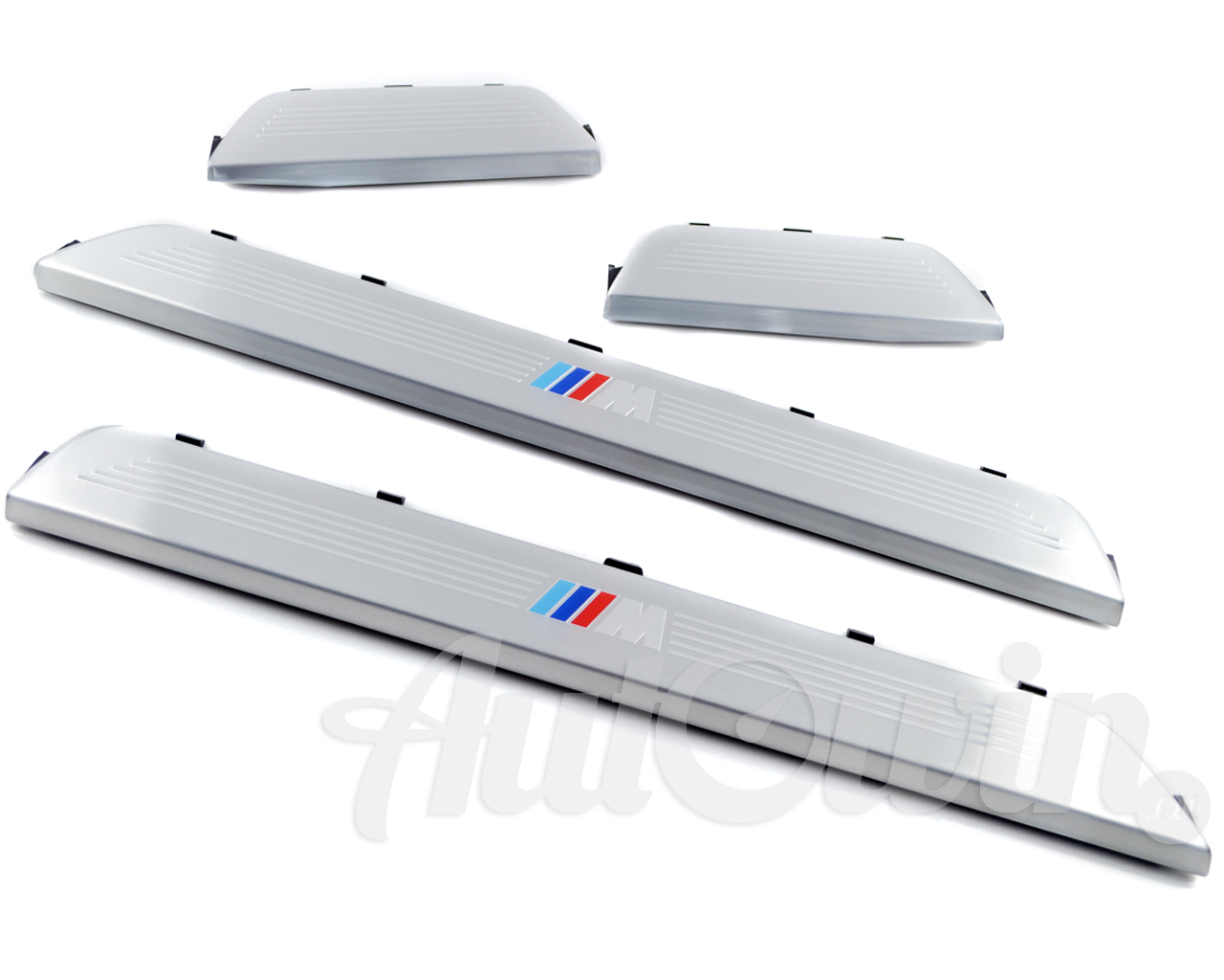 Bmw 1 Series E87 E87lci Set Of M Entrance Cover Sill