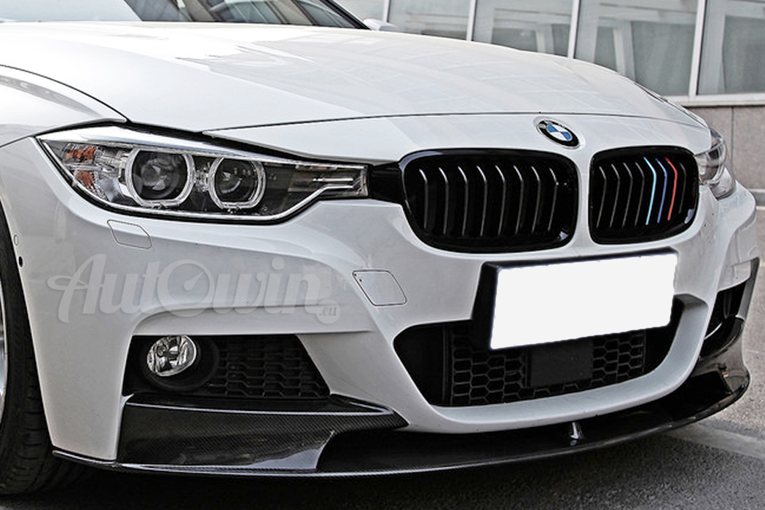 Bmw M3 Serie F30 Sedan 2012 2015 M3 Stil Original Carbon