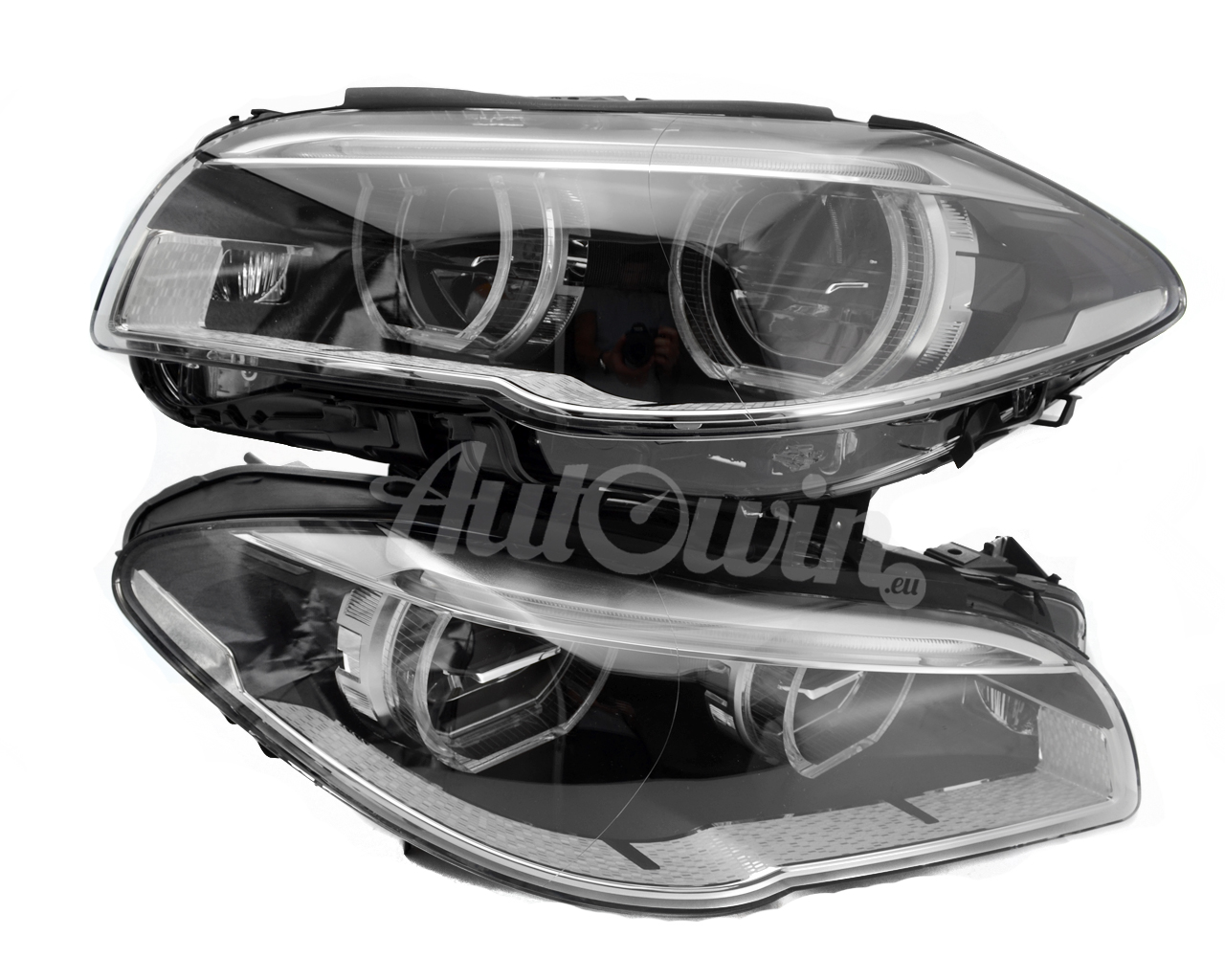 Bmw 5 Series F10 Lci F11lci Full Led Adaptive Headlight Lh