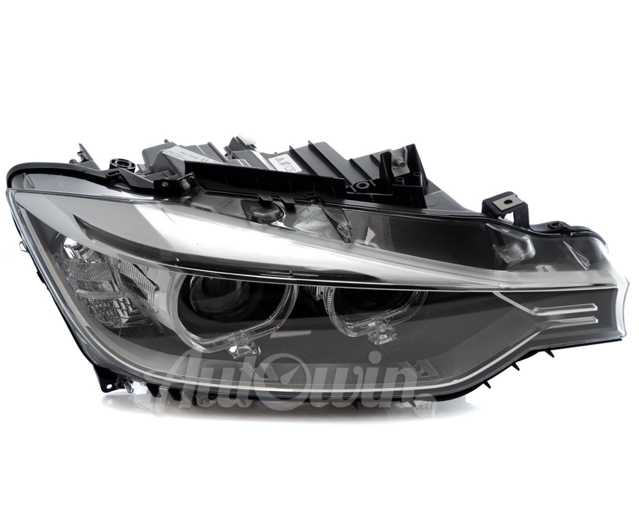 Bmw 3 Series F30 F31 Headlight Bi Xenon Right Rh Rhd