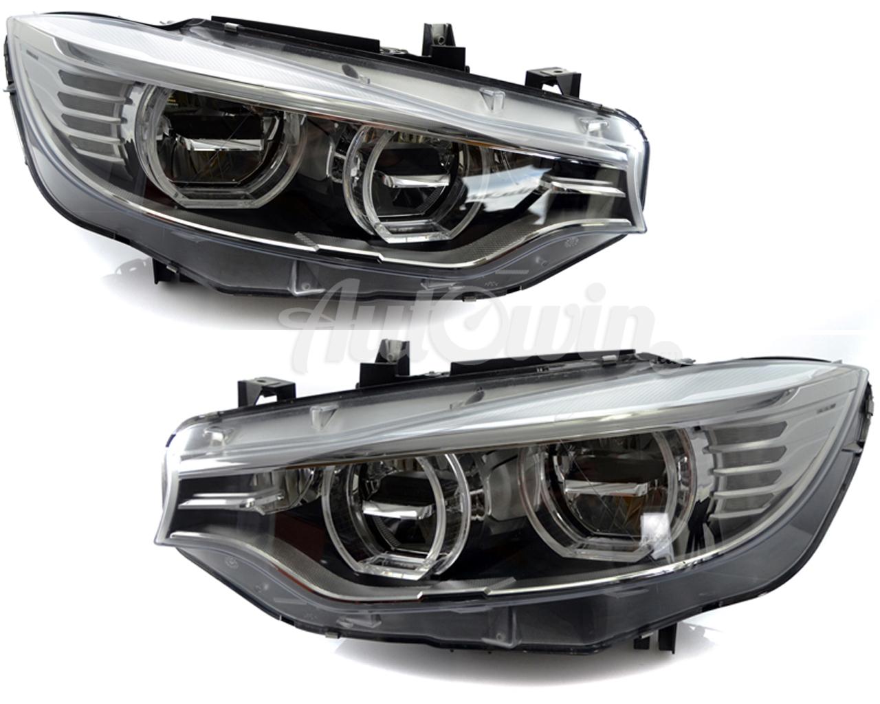 Bmw M4 4 Series F32 F33 F36 Full Led Headlight Adaptive Lh