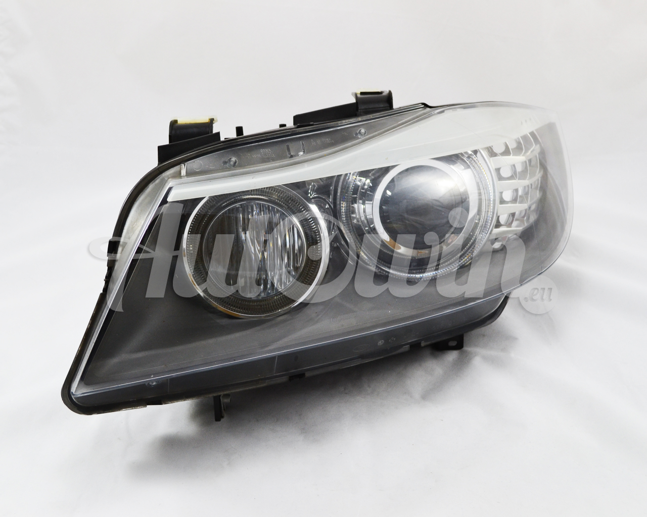 bmw 3 series e90 e91 lci headlight left lh ahl bi xenon adaptive genuine oem ebay. Black Bedroom Furniture Sets. Home Design Ideas