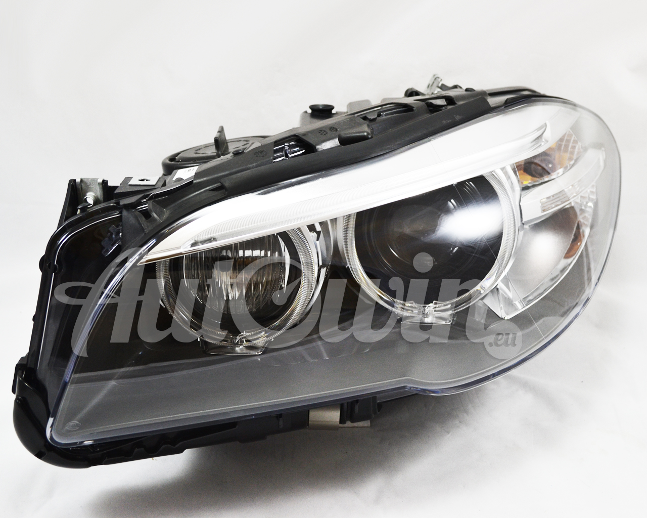 Bmw 5 Series F10 F11 Lci Led Headlight Left Lh Bi Xenon