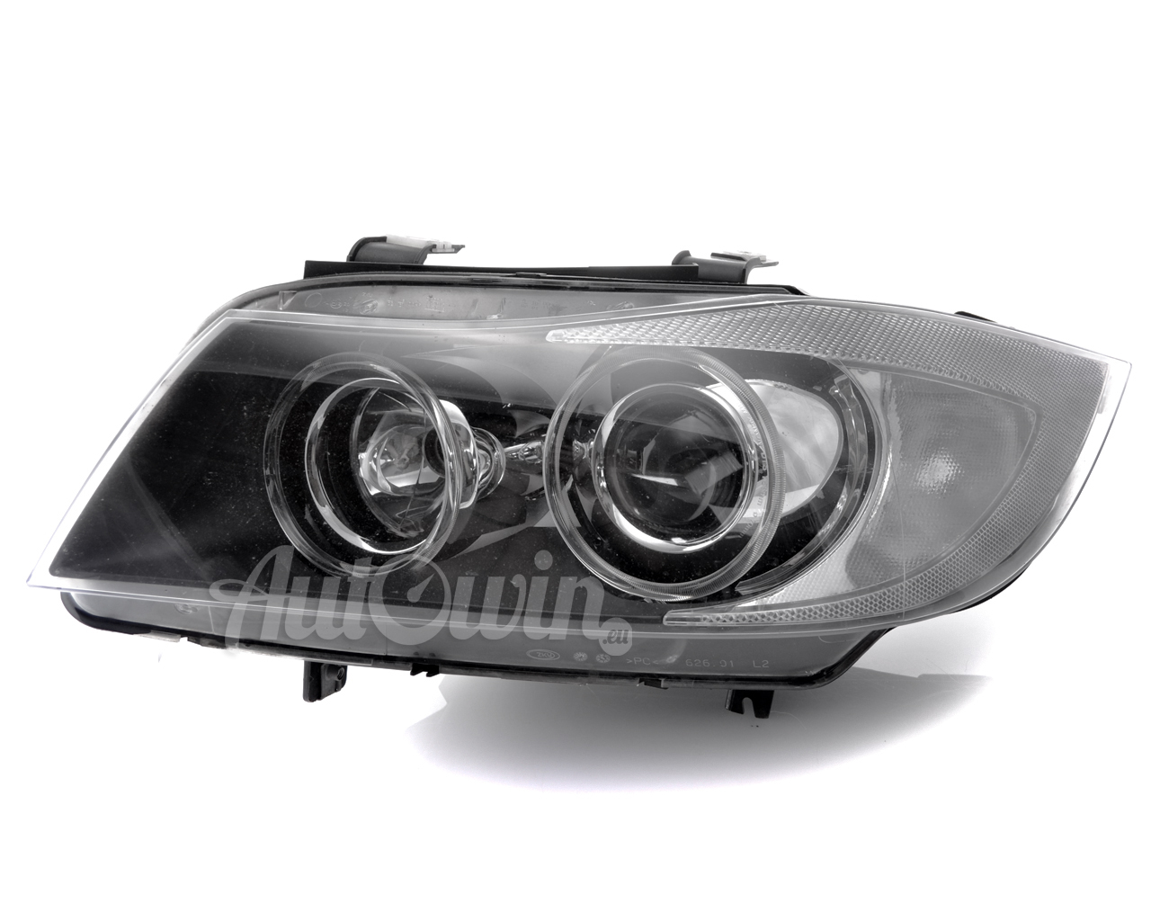 bmw 3 series e90 e91 bi xenon adaptive headlight lh left side genuine oem new ebay. Black Bedroom Furniture Sets. Home Design Ideas
