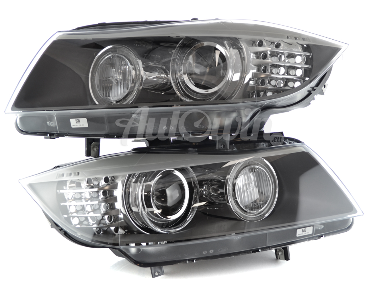bmw 3 series e90lci bi xenon adaptive headlight left and right side genuine new ebay. Black Bedroom Furniture Sets. Home Design Ideas