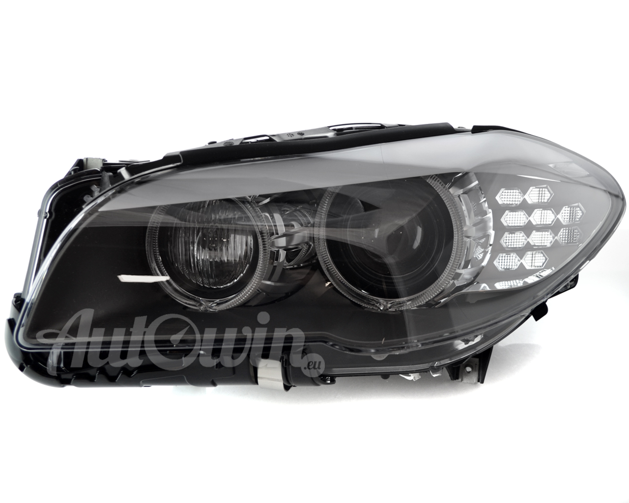 Bmw 5 Series F10 F11 Xenon Adaptive Headlight Left Side