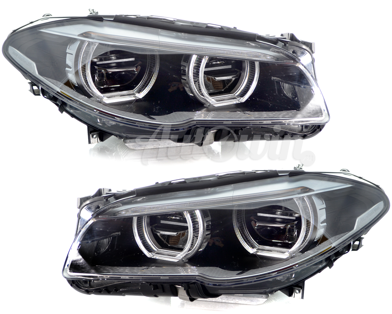 Bmw 5 Series F10 F11 Full Led Adaptive Headlight Assembly