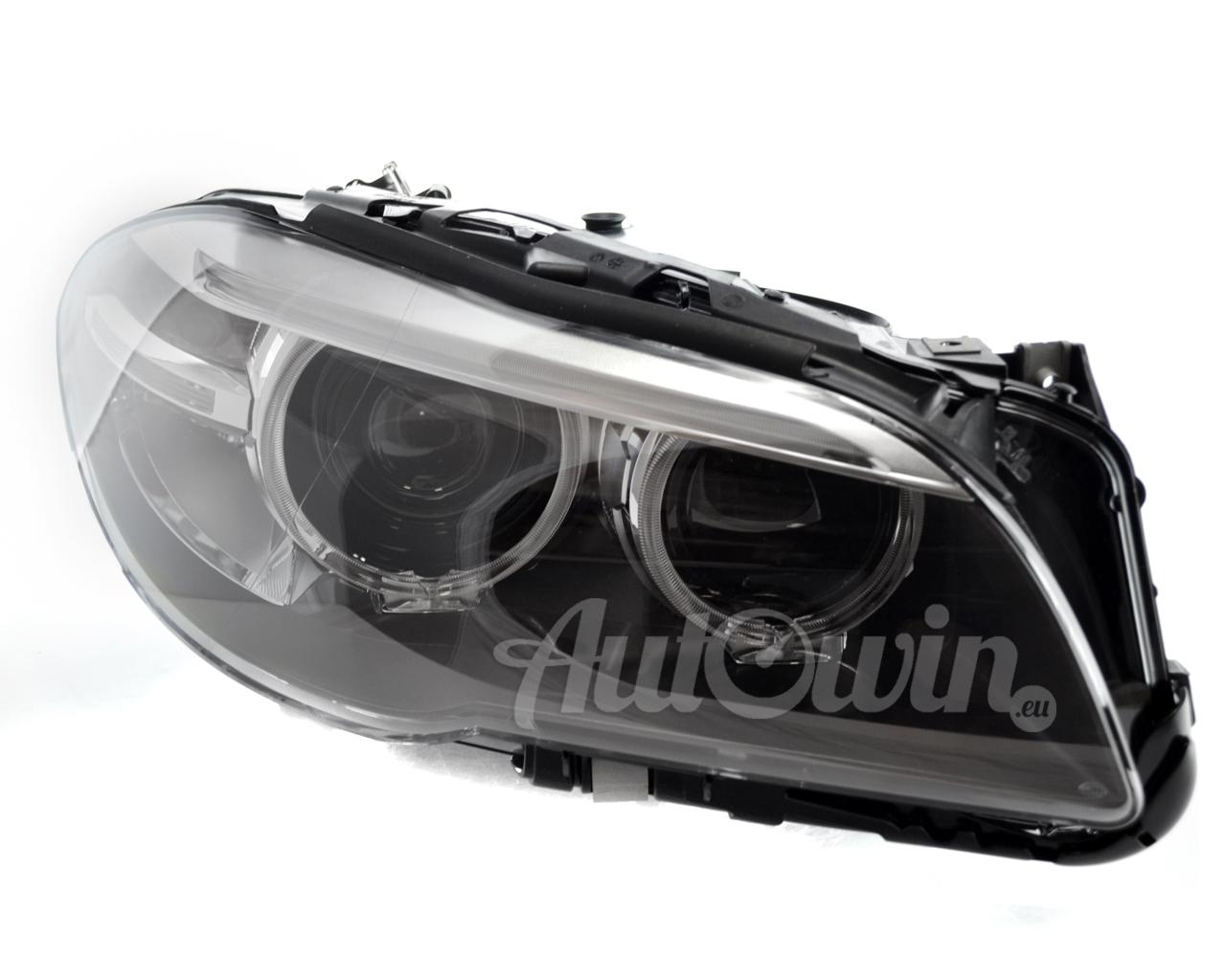 Bmw 5 Series F10 F11 Xenon Headlight Right Side Genuine