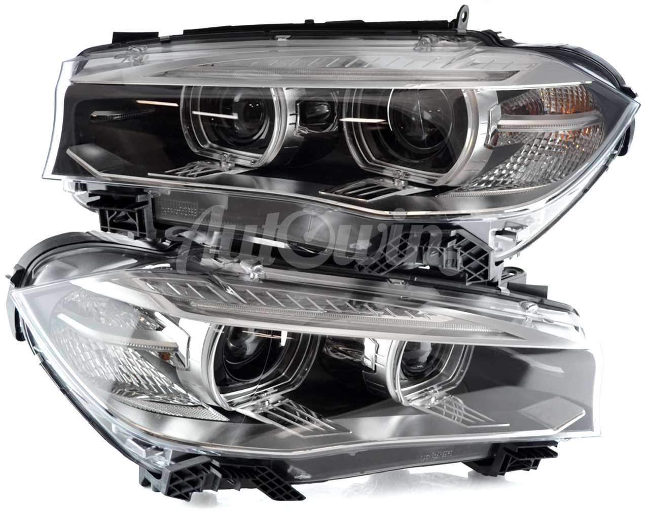 Bmw X5 Series F15 Bi Xenon Headlights Left And Right Side