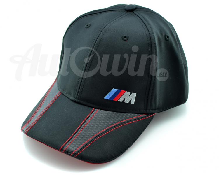 bmw genuine m logo men 39 s cap anthracite original oem. Black Bedroom Furniture Sets. Home Design Ideas