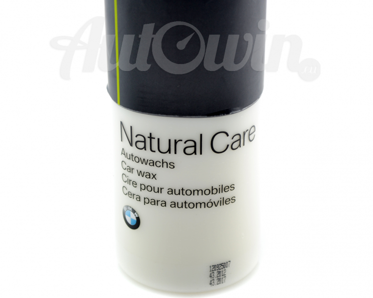 Bmw Natural Care Car Wax