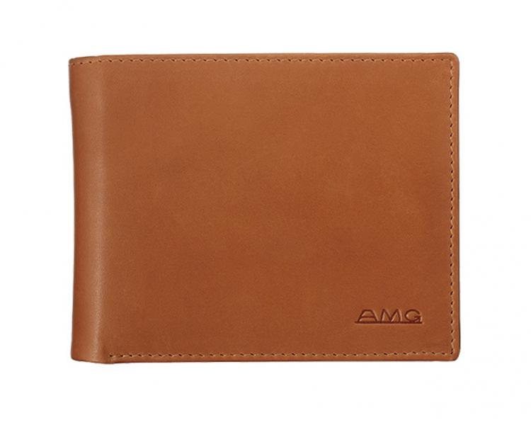 amg vintage wallet purse made of calf leather genuine. Black Bedroom Furniture Sets. Home Design Ideas