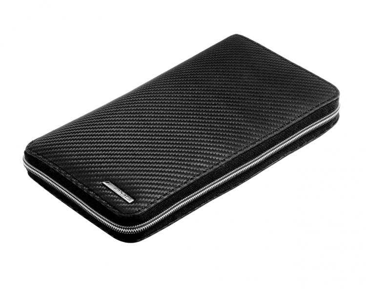 Travel wallet mercedes benz for Mercedes benz wallet