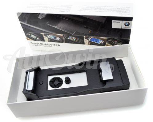bmw genuine snap in adapter apple iphone 5 5s connect. Black Bedroom Furniture Sets. Home Design Ideas