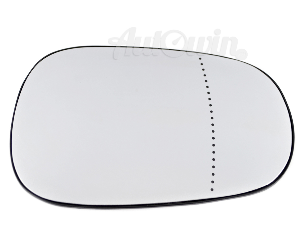 Side Mirror Convex Heated LEFT Fits CITROEN Berlingo PEUGEOT Partner 1996-2008