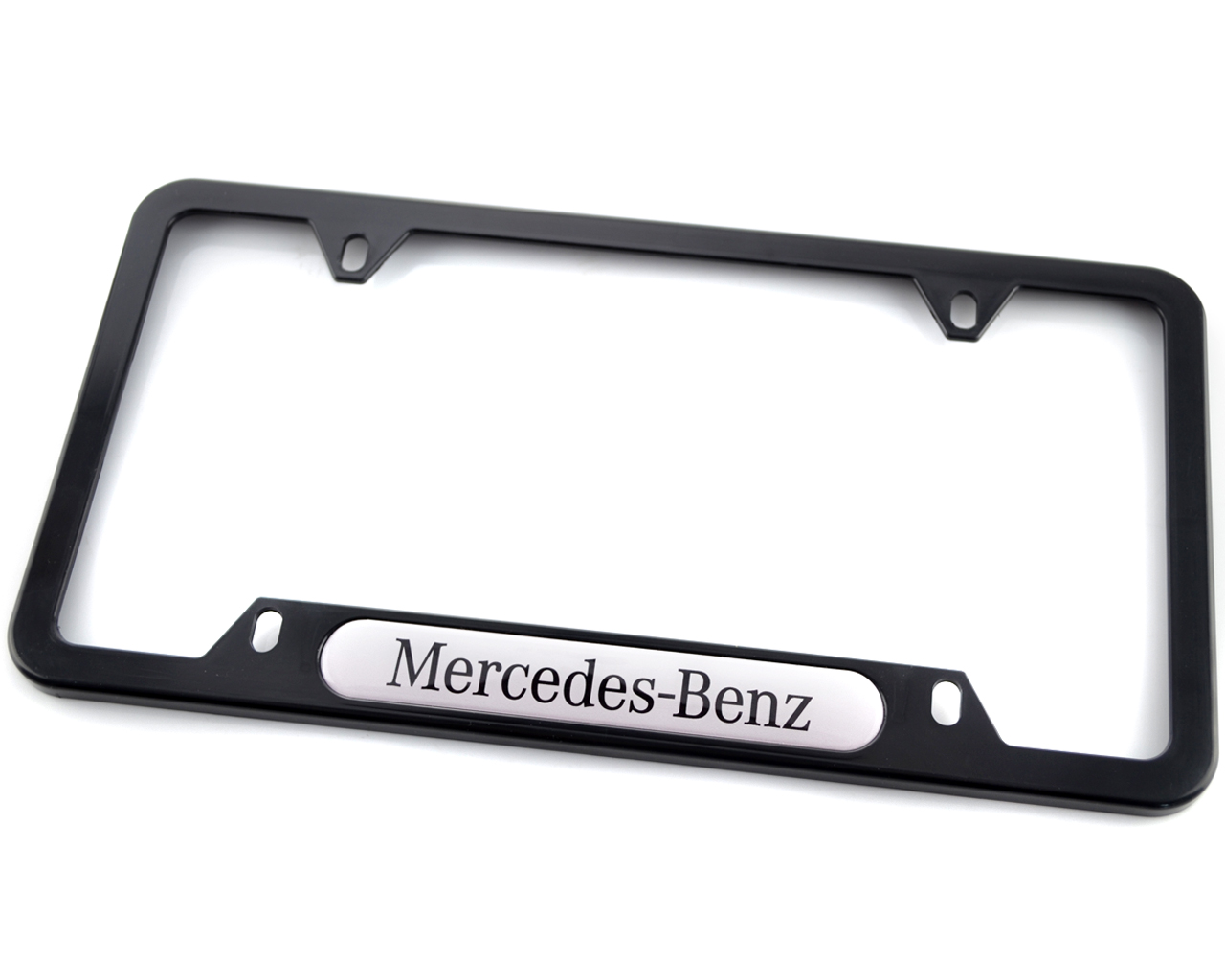 Standart license plates for mercedes benz frames mercedes for Mercedes benz license plate logo