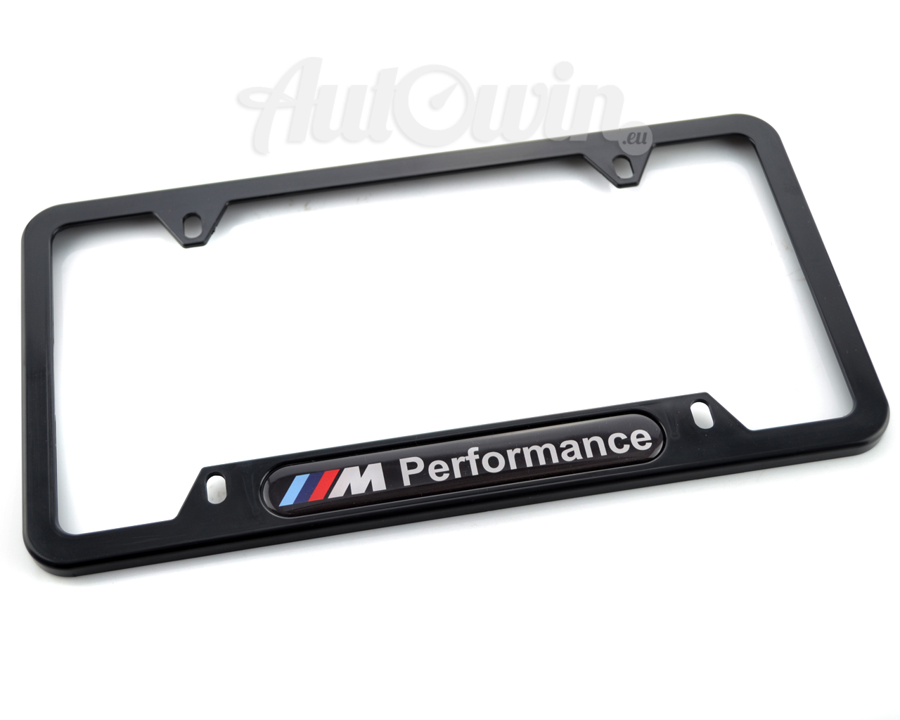 BMW All Series USA Standart License Plates Frames with /// M ...