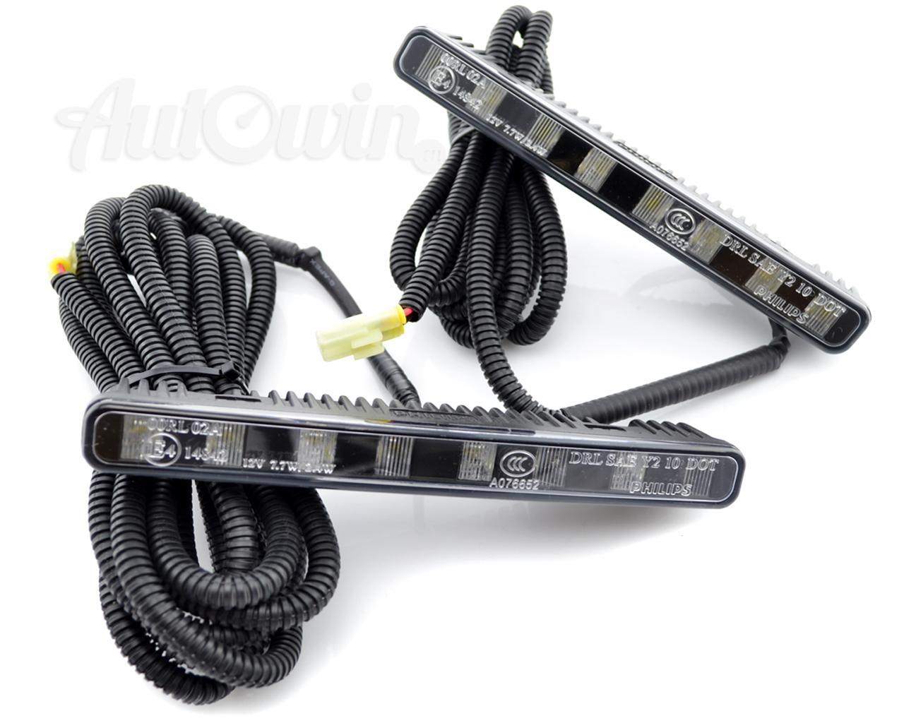 Bmw Genuine Daytime Running Lights Led Oem New 63302212798