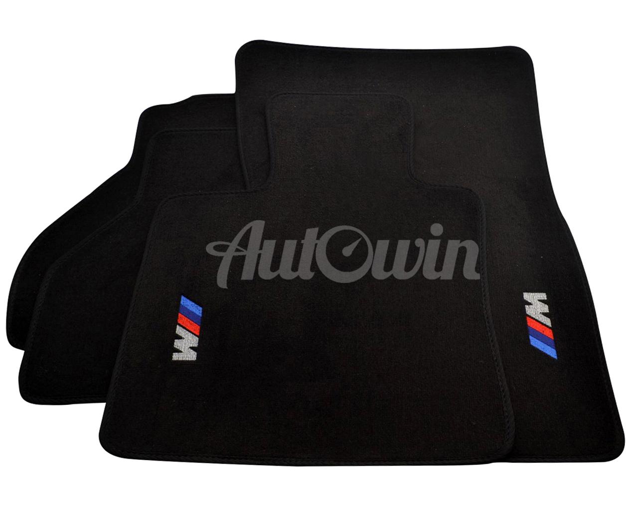 BMW X5 Series E70 E70LCI Black Carpets With M Performance 2007-2013 LHD