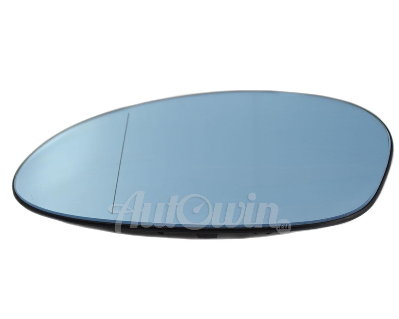 Front Right Side Blue Rear View Heated Mirror Glass for BMW E90//E91//E92//E93//E46