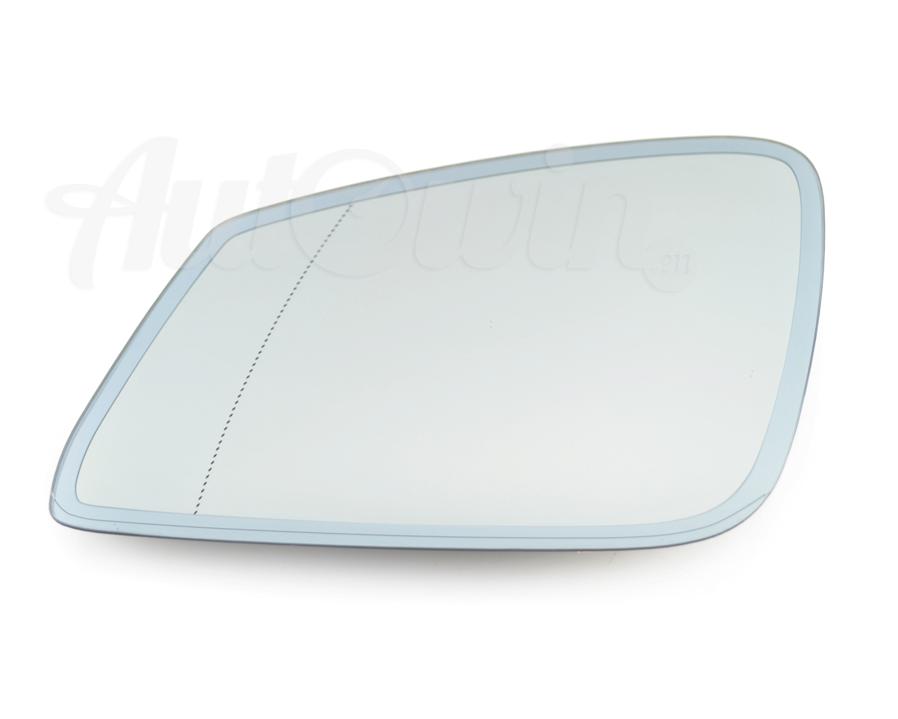 For BMW 5 Series F10 F11 2010-2015 Mirror Glass Heated Right 51167251584