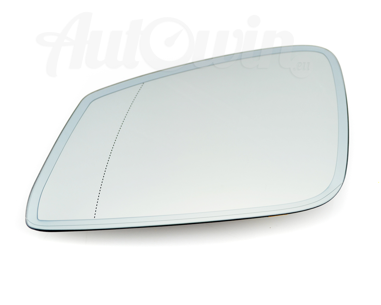 AUTO DIM FIT OVER NEW Mirror Glass 00-06 BMW X5 SUV Driver Left Side LH