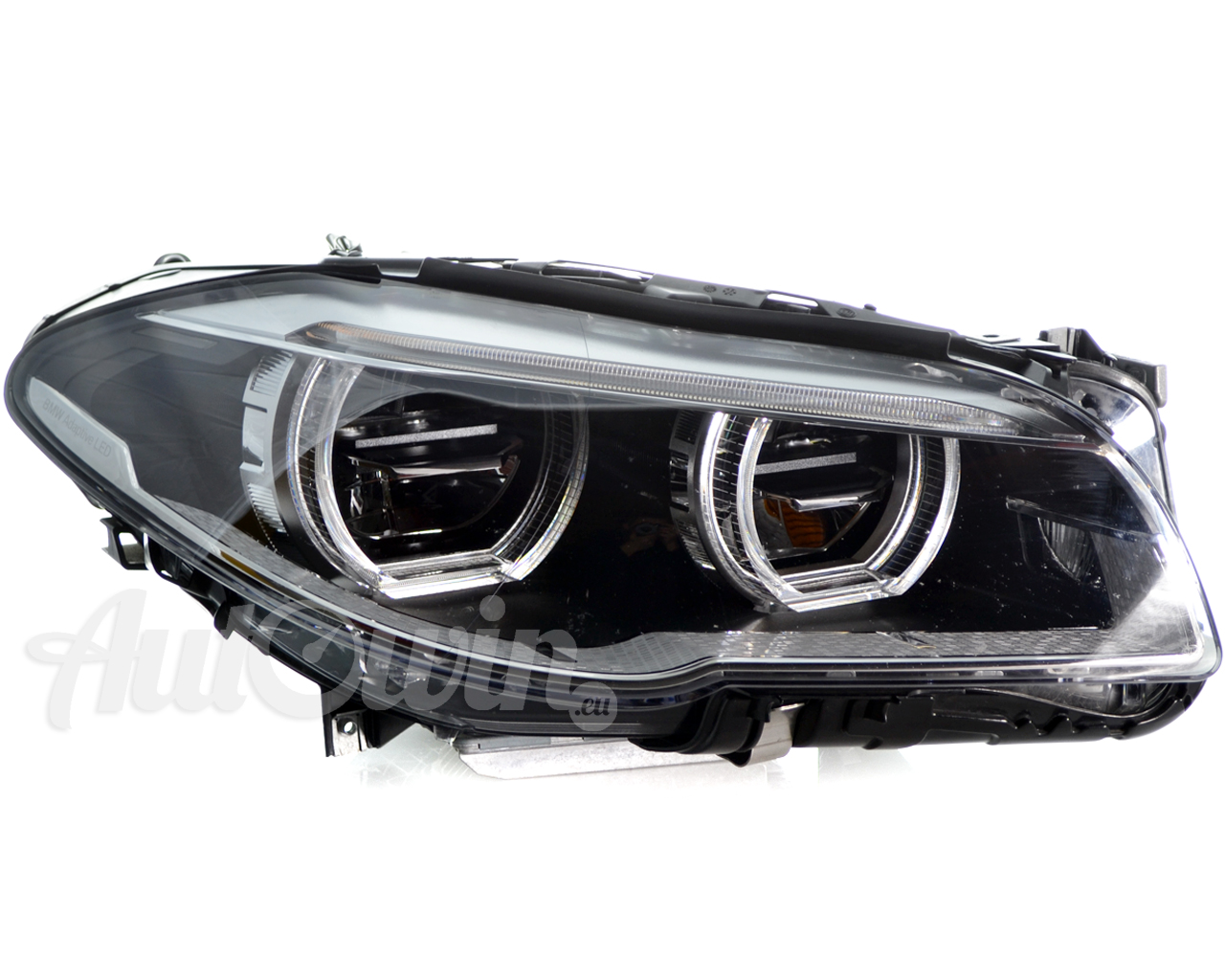 Details about BMW 5 SERIES F10 F11 FULL LED ADAPTIVE HEADLIGHT ASSEMBLY  RIGHT SIDE GENUINE