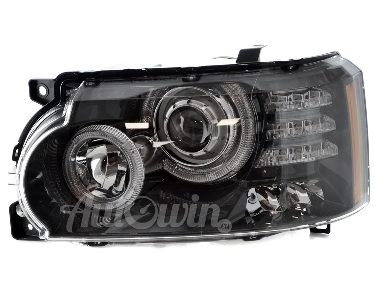 range rover l322 xenon adaptive assembly headlight left. Black Bedroom Furniture Sets. Home Design Ideas