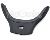 BMW 5 SERIES F10 F11  NEW M STEERING WHEEL COVER TRIM GENUINE ORIGINAL OEM