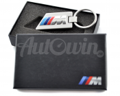 BMW Genuine M CFRP Keyring Keychain Keyfob Key Pendant M1 M3 M5 M6 X5M X6M OEM