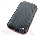 BMW M SAMSUNG GALAXY SIII S3 Wallet Carbon Design Accessories Genuine OEM