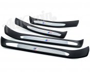 BMW 5 SERIES E60/E61 Genuine M /// SET OF ENTRANCE COVER