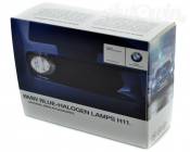 BMW Genuine Blue-Halogen Lamps H11 12V 55W Original BMW Accessories