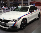 BMW 4 Series F32 Motorsport Stripes Left and Right Side All SET Sticker