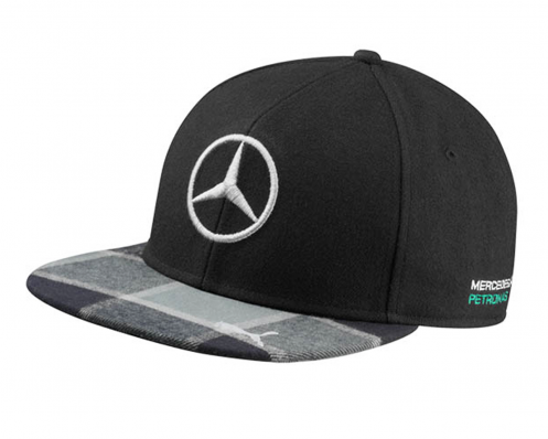 lewis hamilton cap mens black austin limited edition. Black Bedroom Furniture Sets. Home Design Ideas