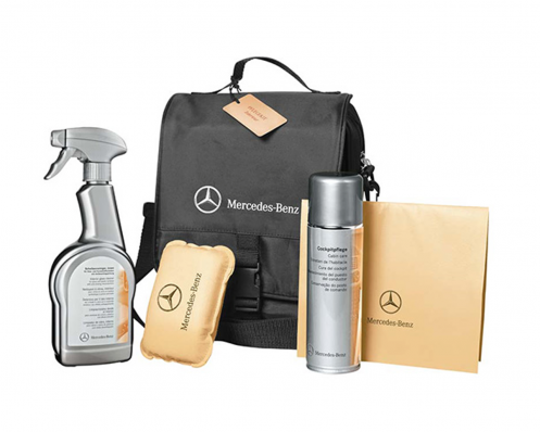 Interior care kit genuine mercedes benz for Mercedes benz care